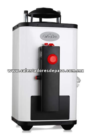 Como conectar un boiler de paso calorex